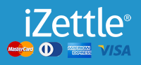 Pay via card with iZettle